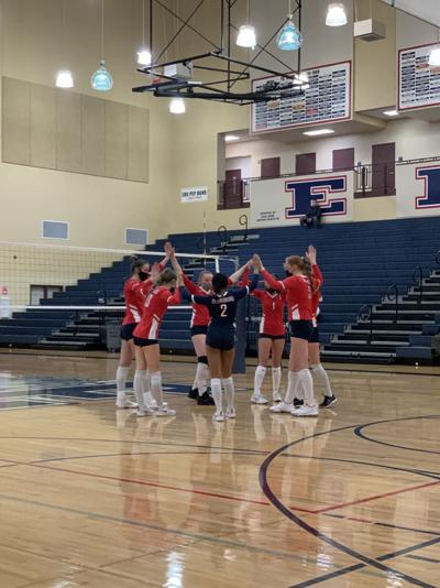 EHS volleyball