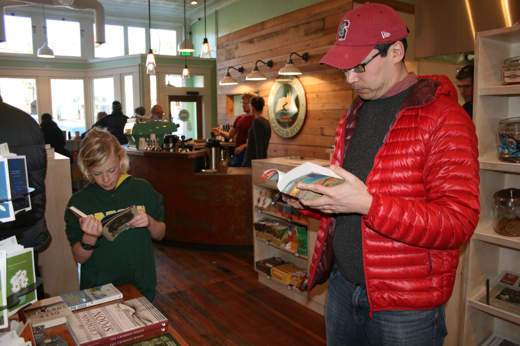 New Bookstore And Cafe Opens Up In Roslyn To Rave Reviews | Upper County |  Dailyrecordnews.com