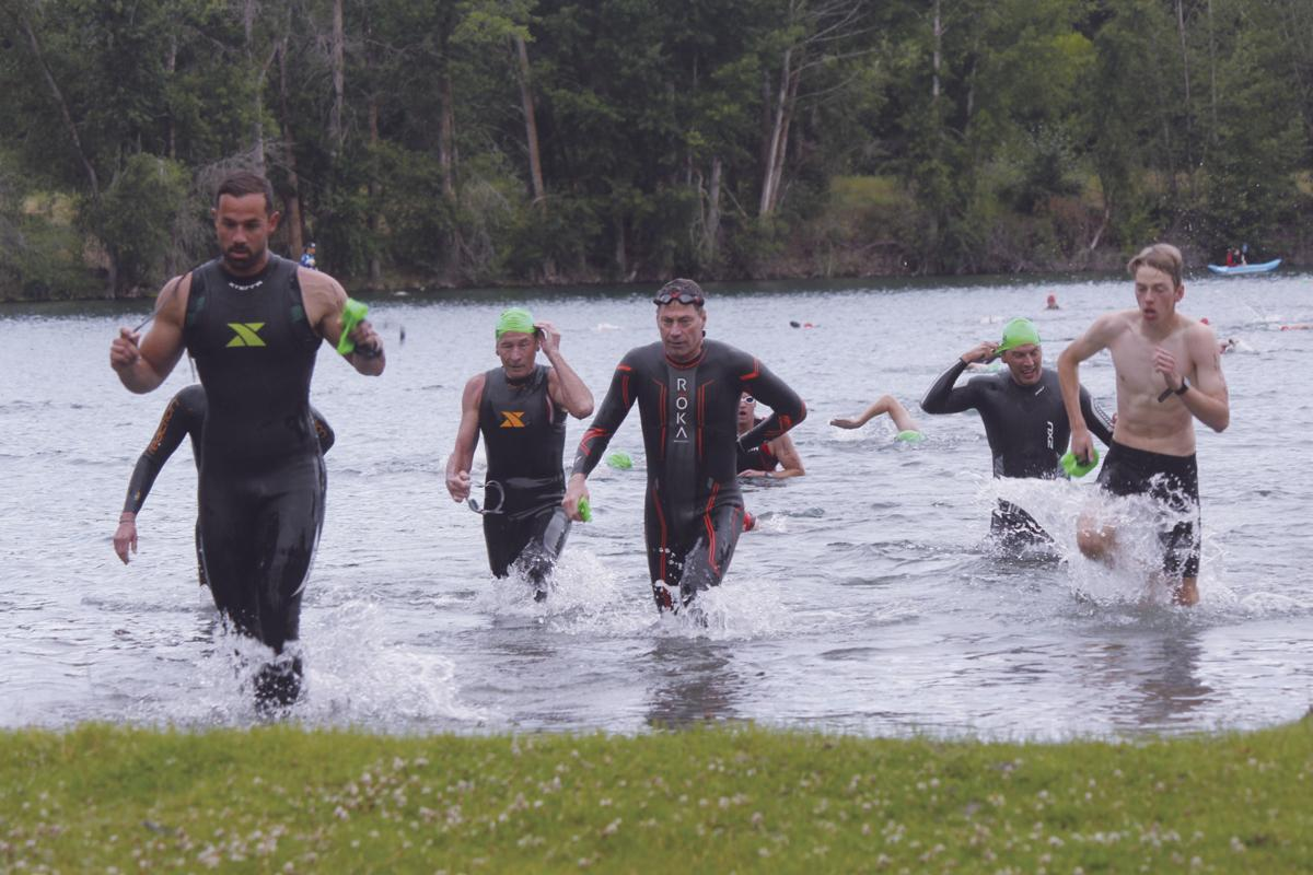 Ellensburg Triathlon
