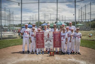 12u Allstar Boys Baseball Gets Second Place At Cal Ripken State Tourney Scrapbook Dailyrecordnews Com