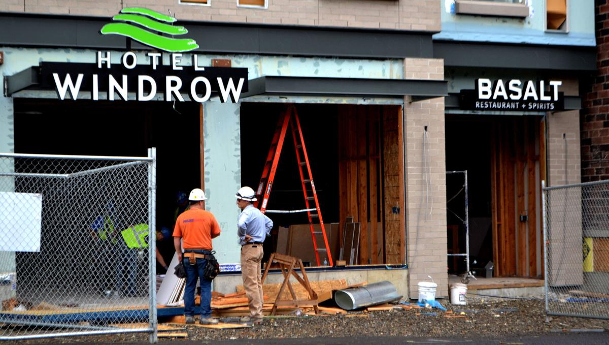 Hotel Windrow update