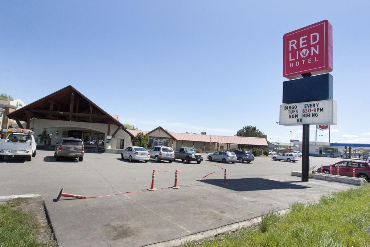 Quality Inn In Ellensburg Is Now A Red Lion