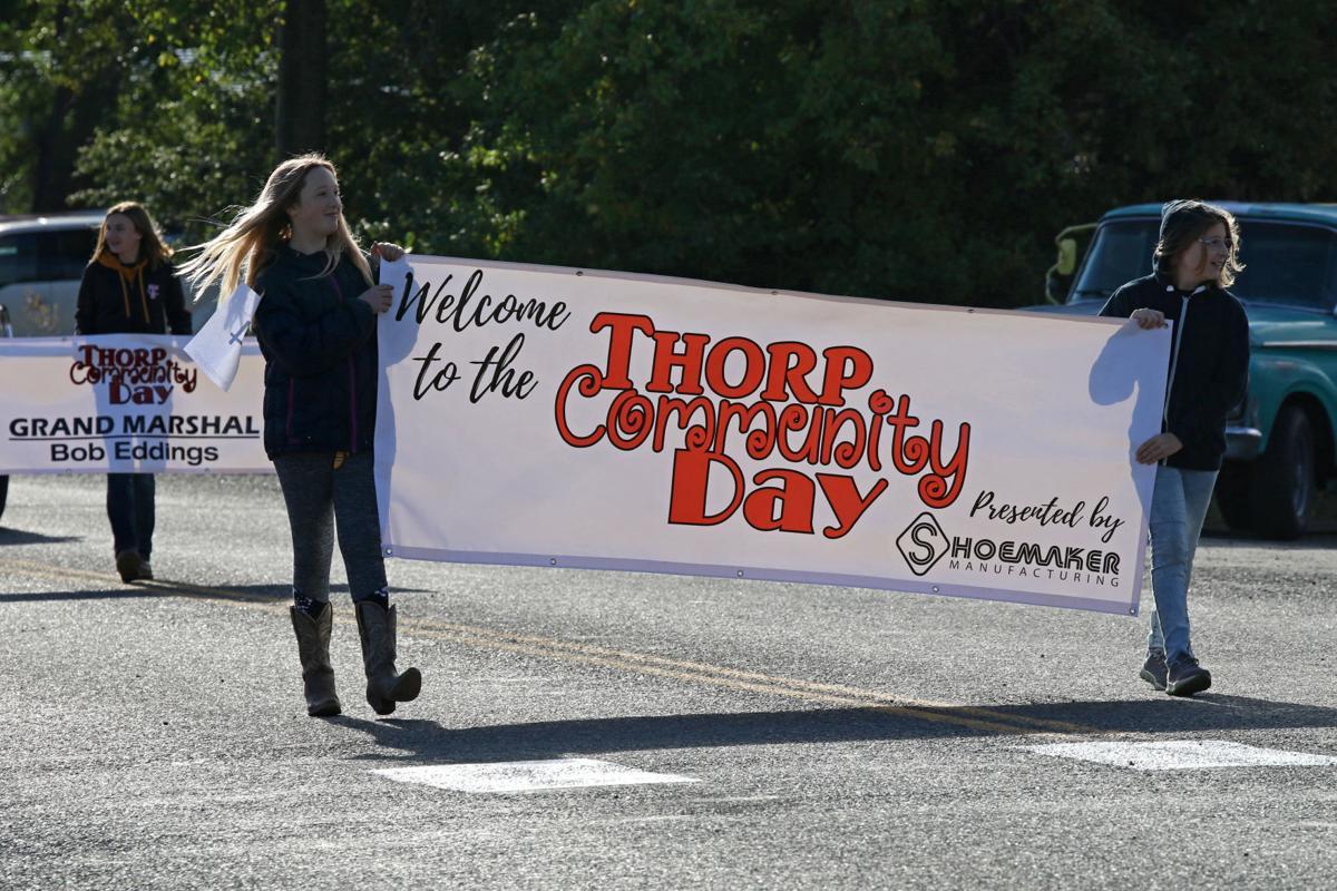 Thorp Community Day