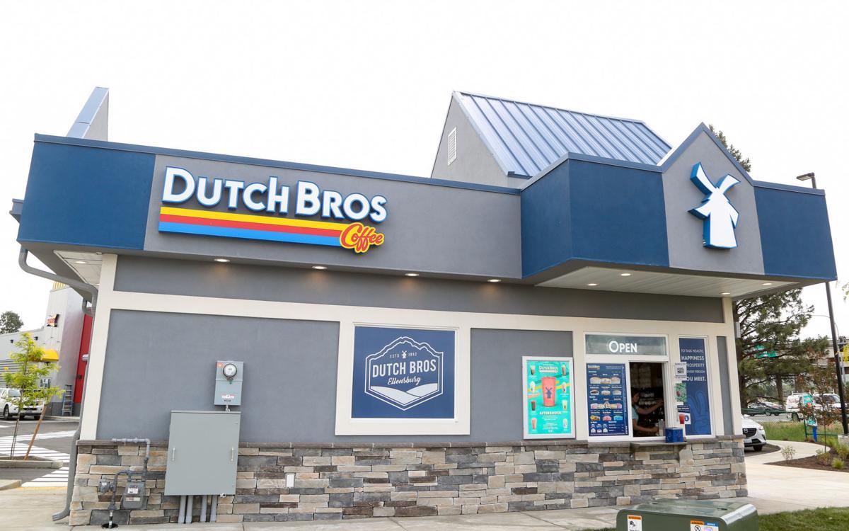 Dutch Bros. opens in Ellensburg   Business   dailyrecordnews.com on