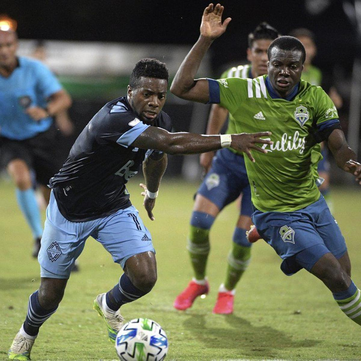 After Rough Start Mls Bubble In Florida Seems To Be Working Sports Dailyrecordnews Com