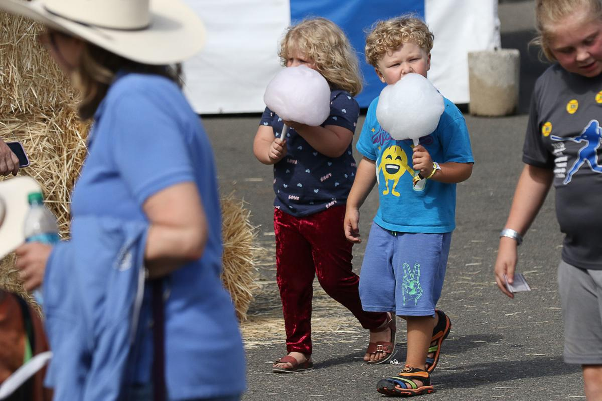 Kittitas County Fair- Monday