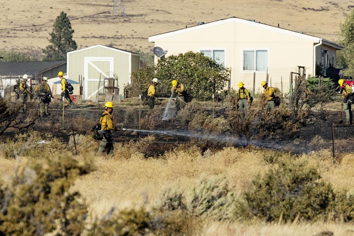 Wilson Creek Road Fire