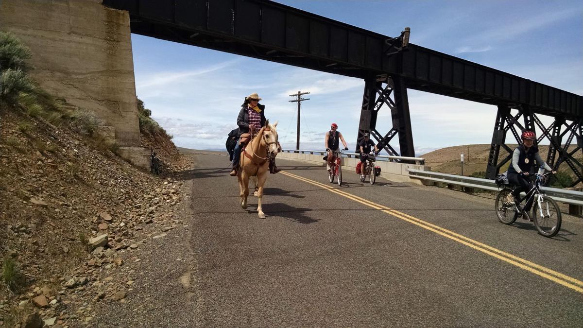 John Wayne Trail Cross-State Bike Ride