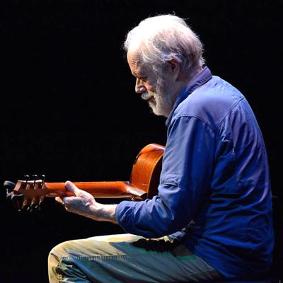 Q&A with Leo Kottke
