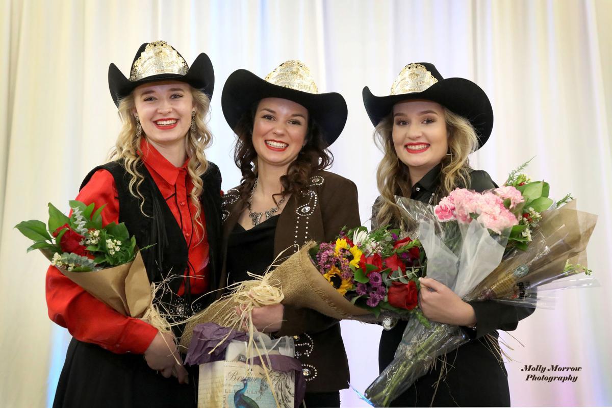 2018 Ellensburg Rodeo royal court