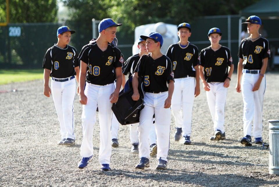 State baseball tournaments bring hundreds to Ellensburg