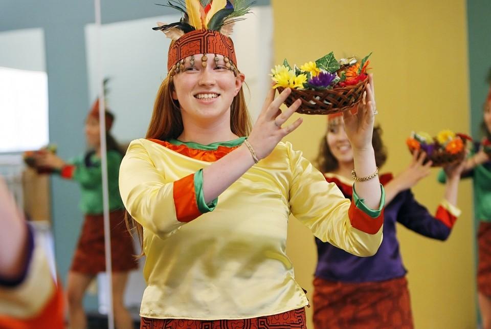 Peruvian dance 02