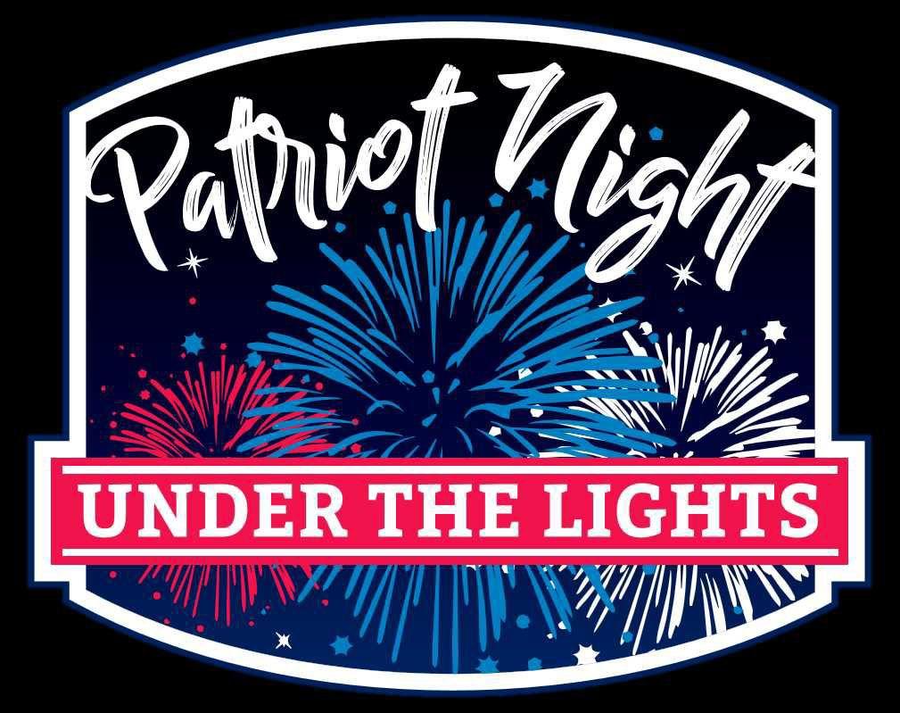 Patriot Night Under Lights Logo
