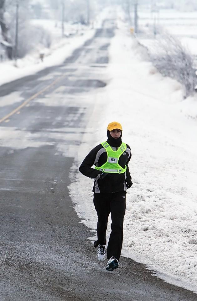 Ultramarathon News Podcasts: Neurosurgeon Runs Ultramarathon In Patient's Memory