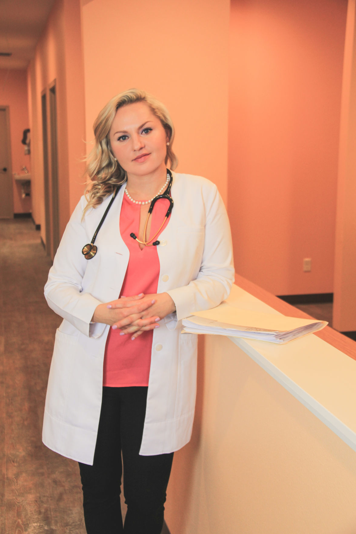 New Ellensburg Family Practice Doctor Emphasizes