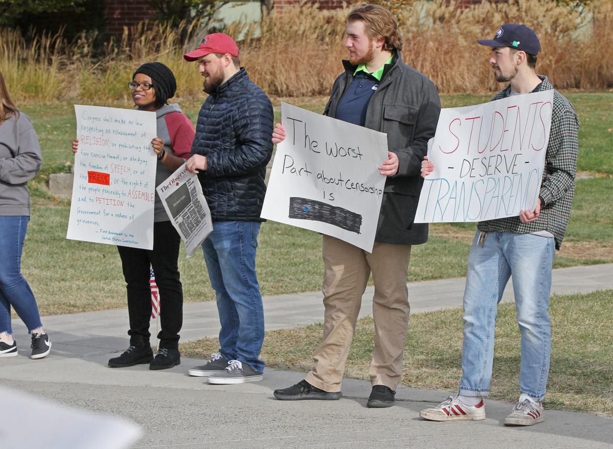 CWU_Student_Free_Press_Protest_01