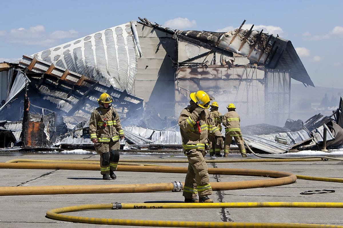 Fire marshal: Bowers Field hangar fire was accidental ...
