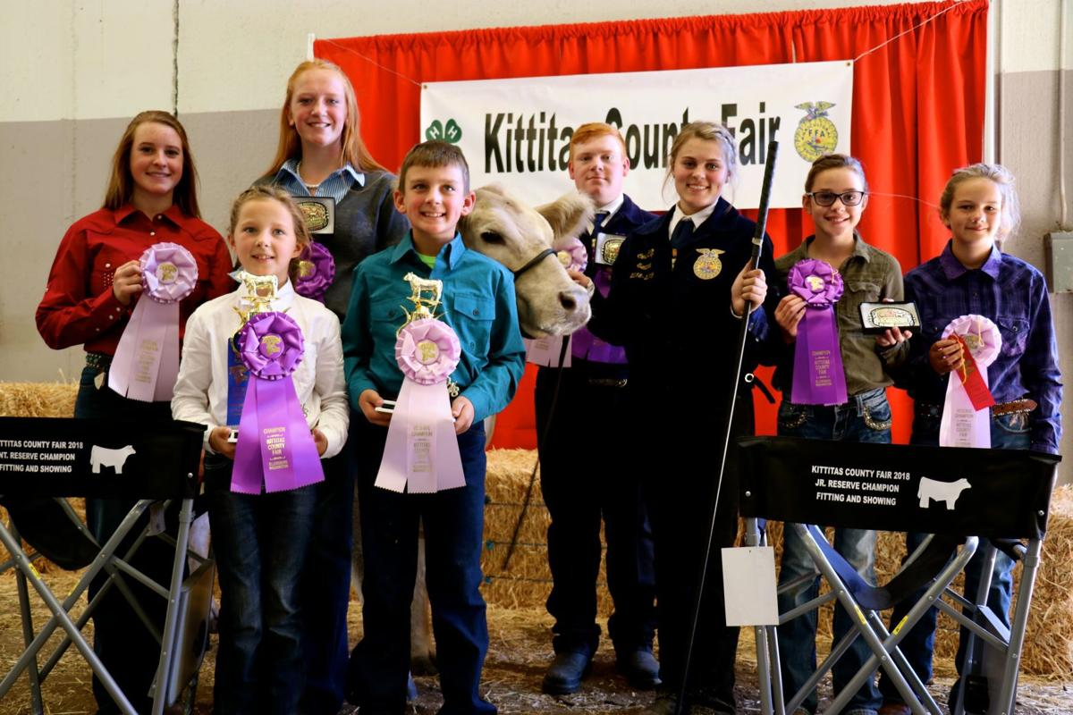 2018 Kittitas County Fair Awards | Scrapbook