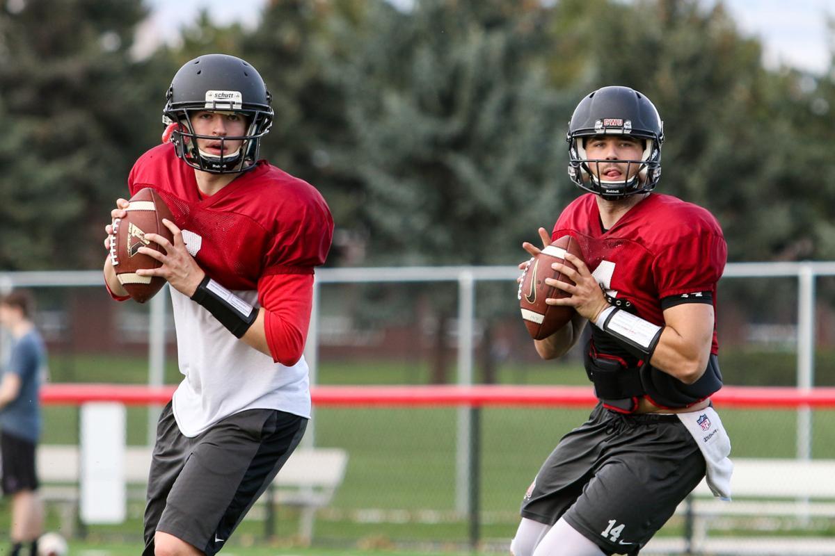 CWU Quarterback