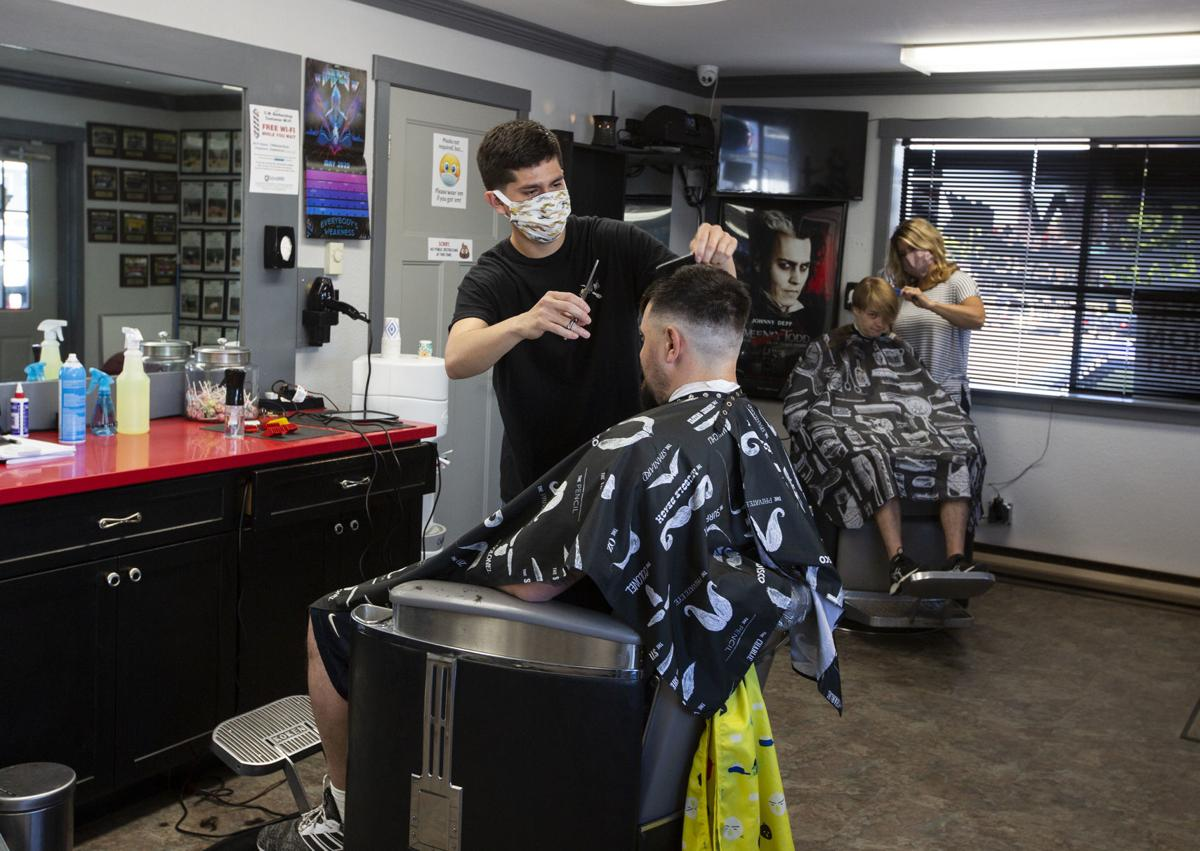 C.W. Barbershop