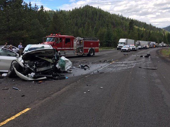 Two die in separate collisions in Kittitas County | News