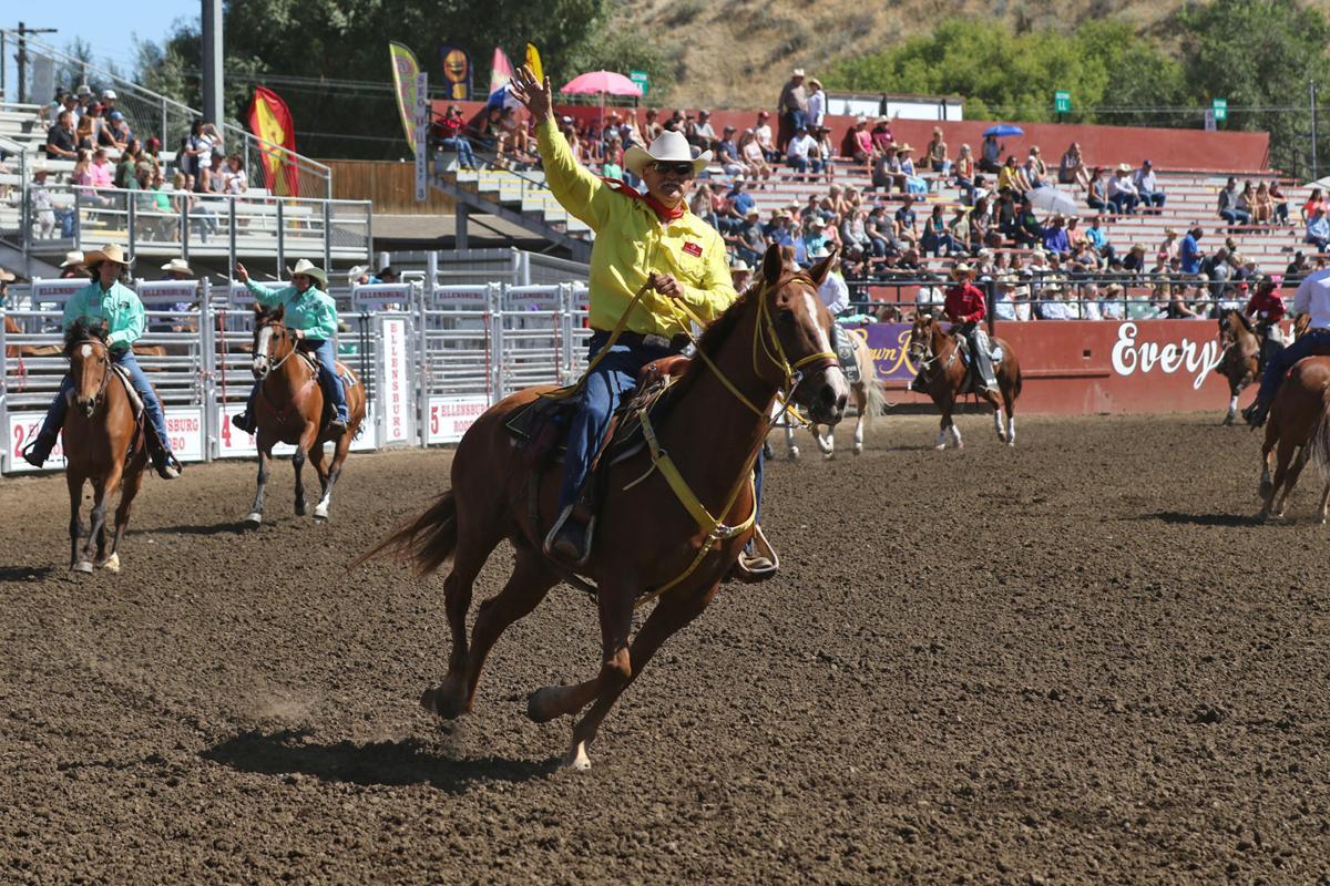Ellensburg Rodeo is moving ahead full bore