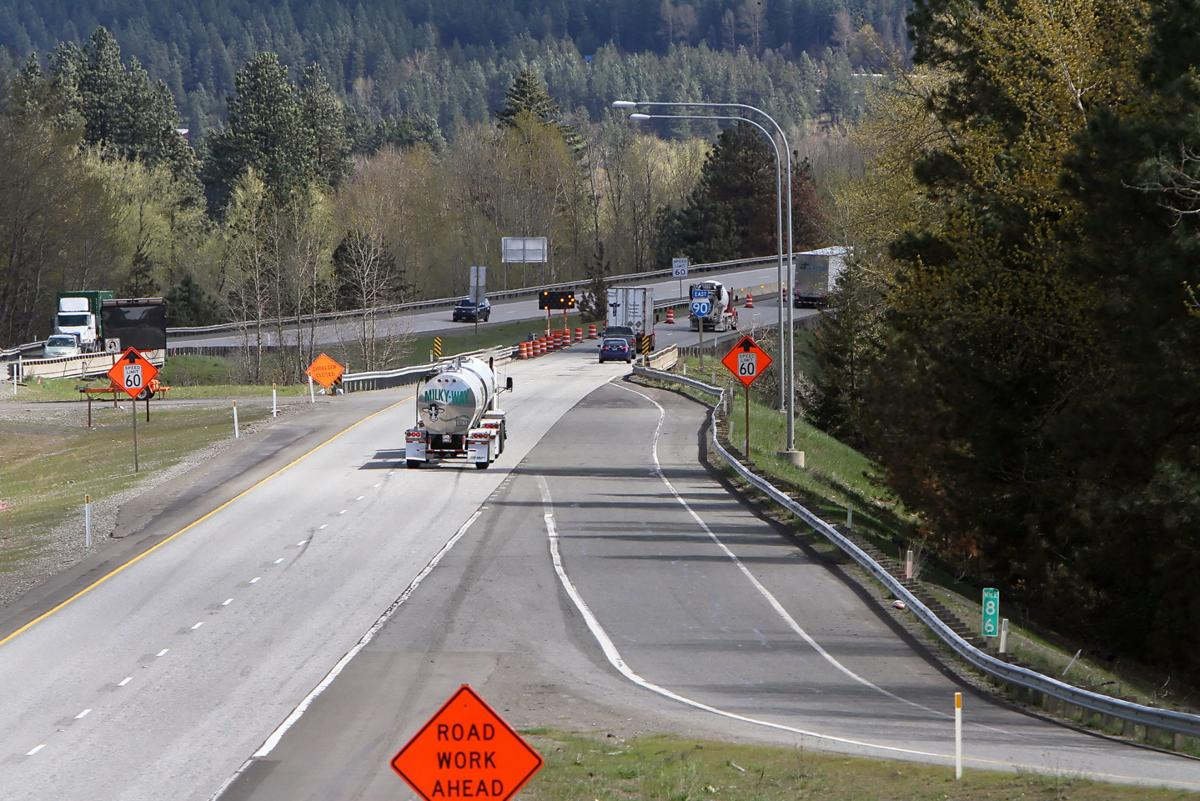 Major portion of I-90 Snoqualmie Pass construction concludes