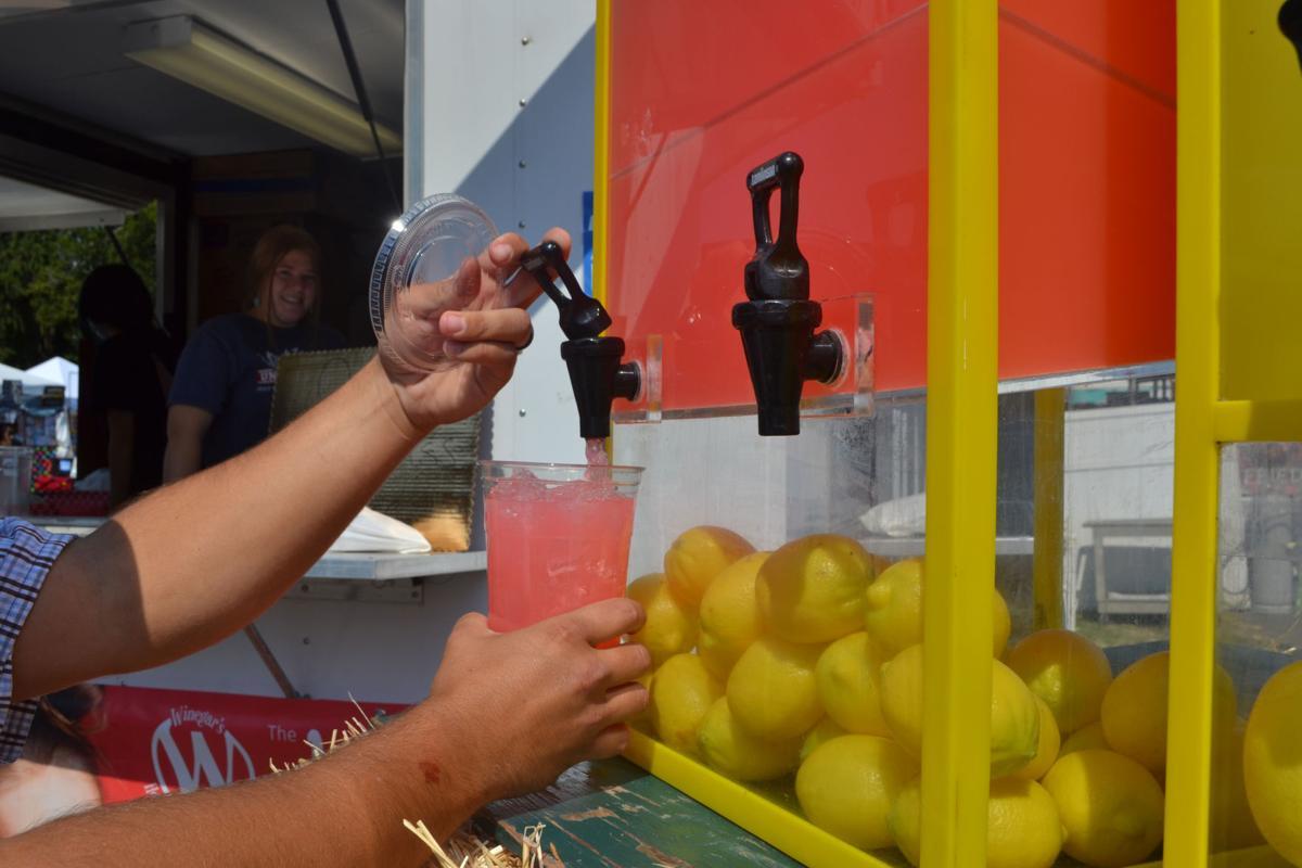 Kittitas County Fair: Turnout down, spending up