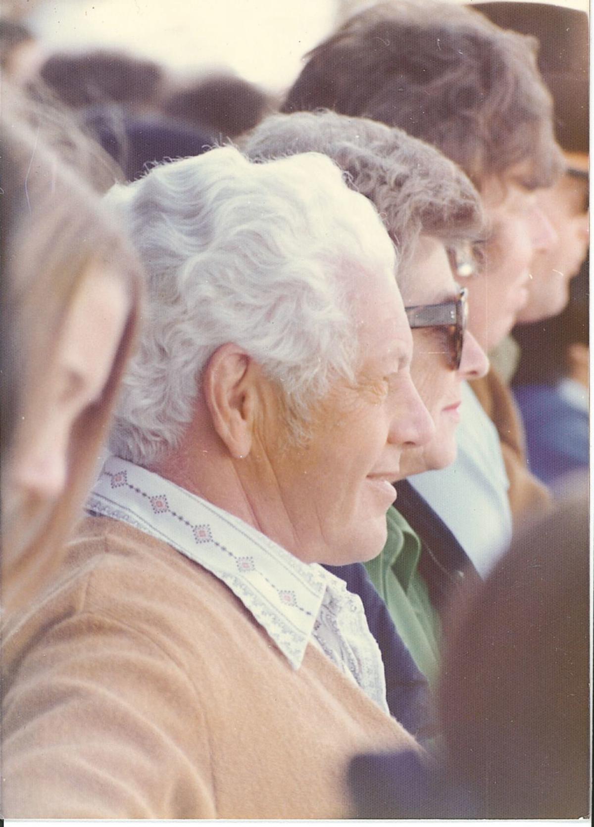 John Burkheimer Sr