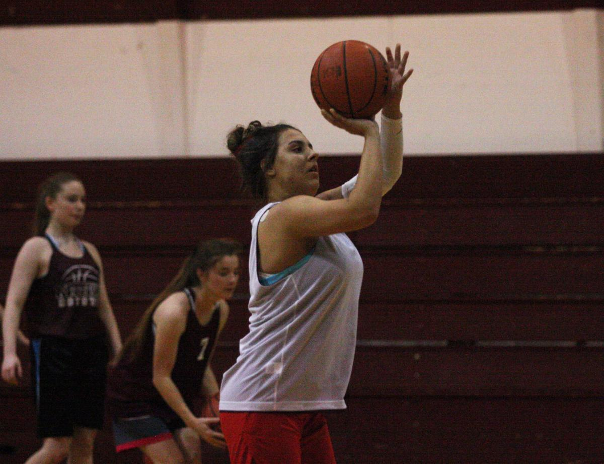 Kittitas girls basketball