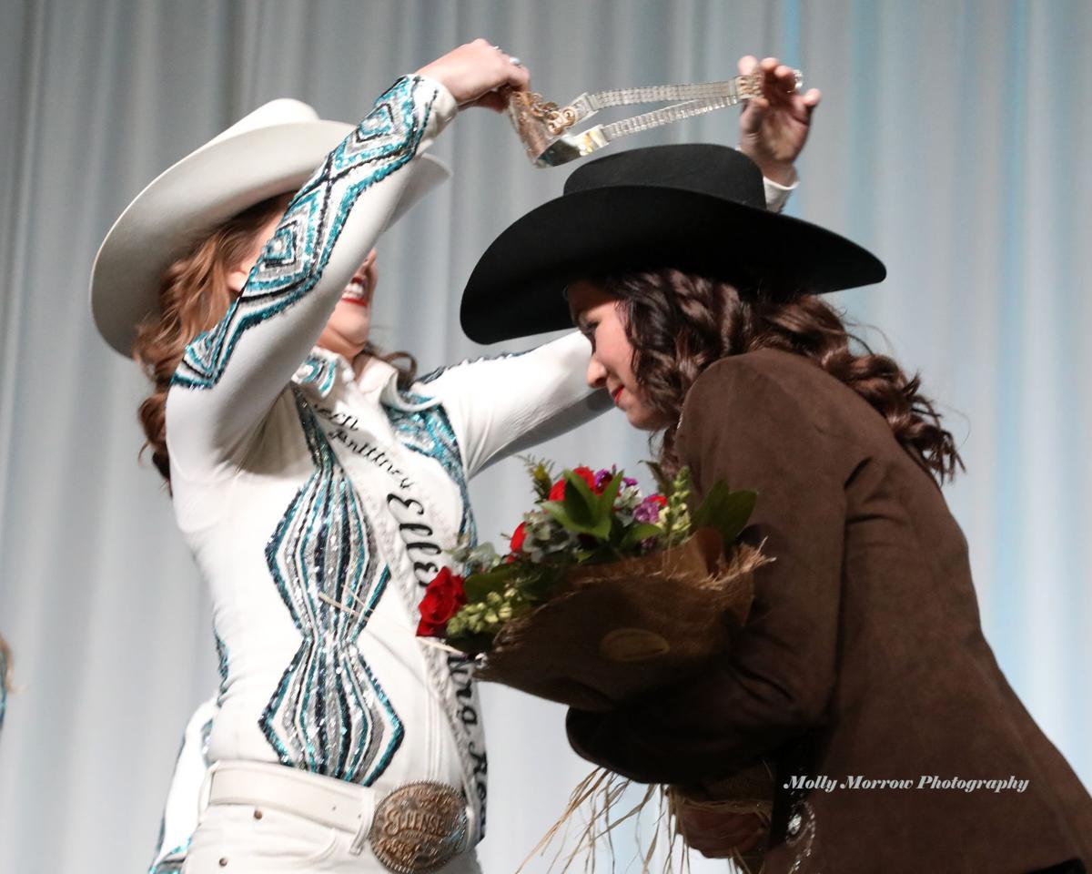 2018 Ellensburg Rodeo queen