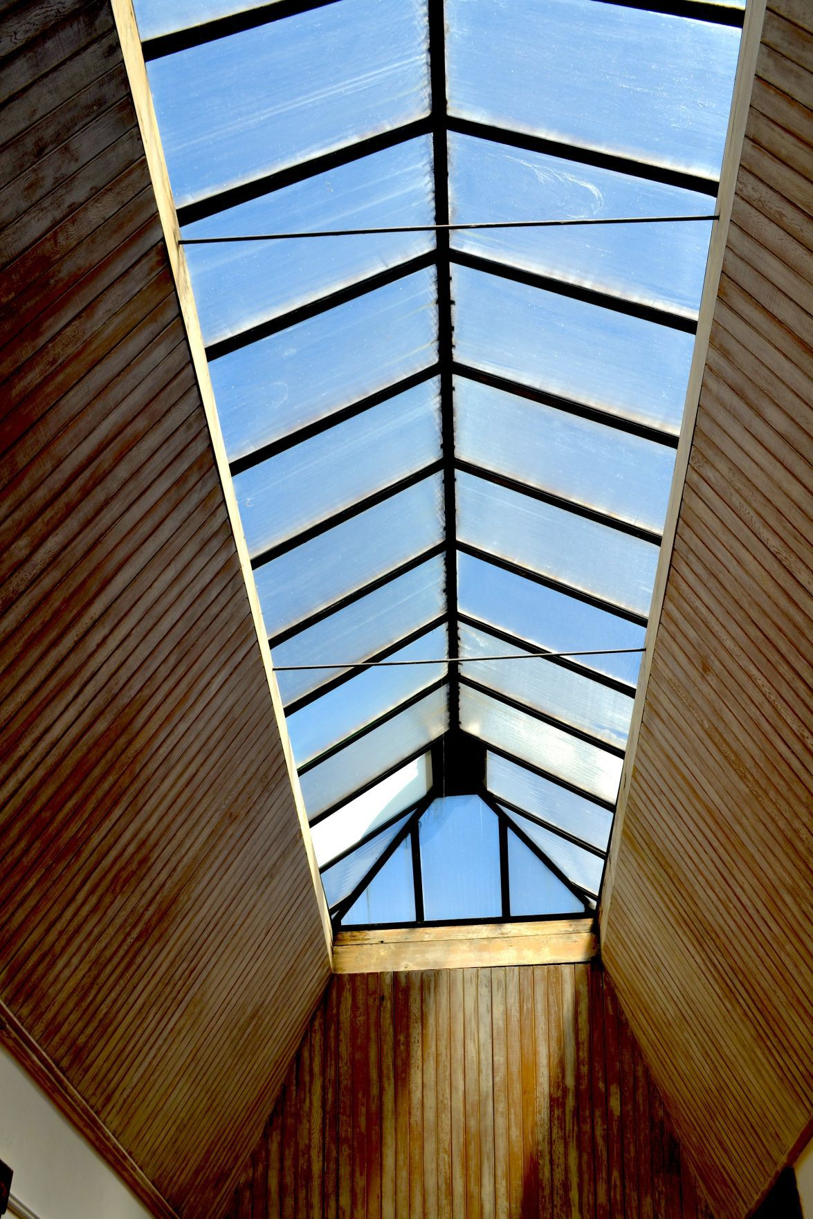 Ramsey Building skylight