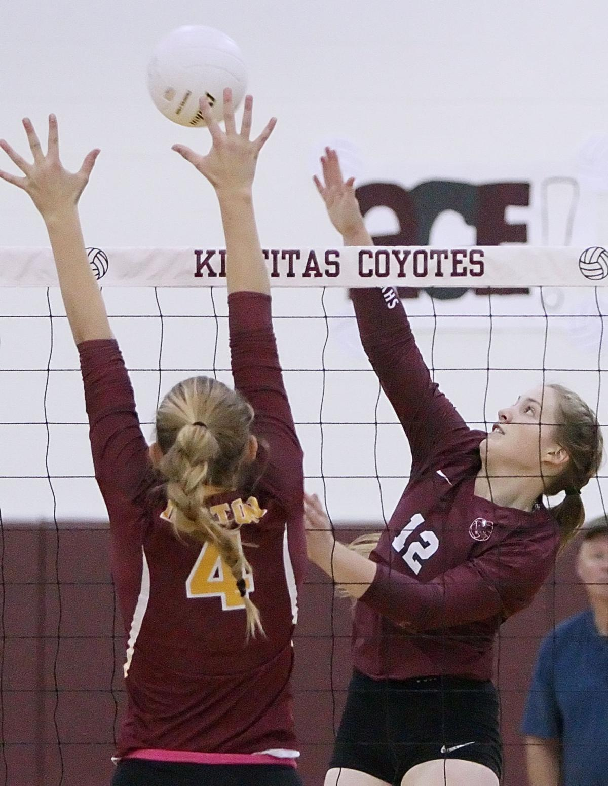 Kittitas sweeps Dayton Waitsburg to improve to 9 0  Sports  dailyrecordnews
