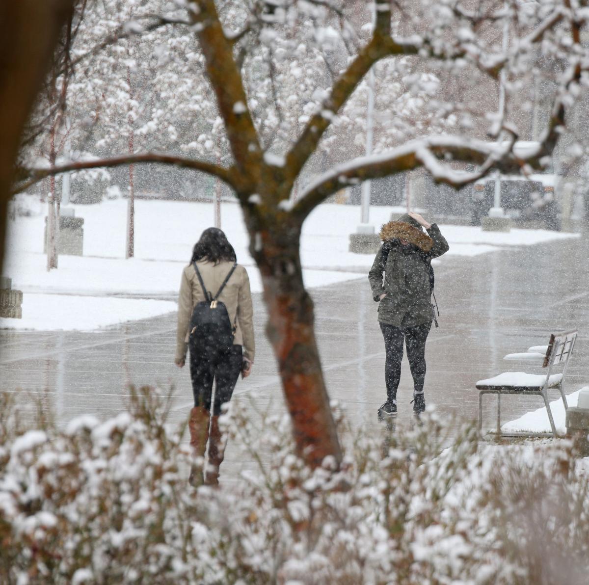 CWU Snow