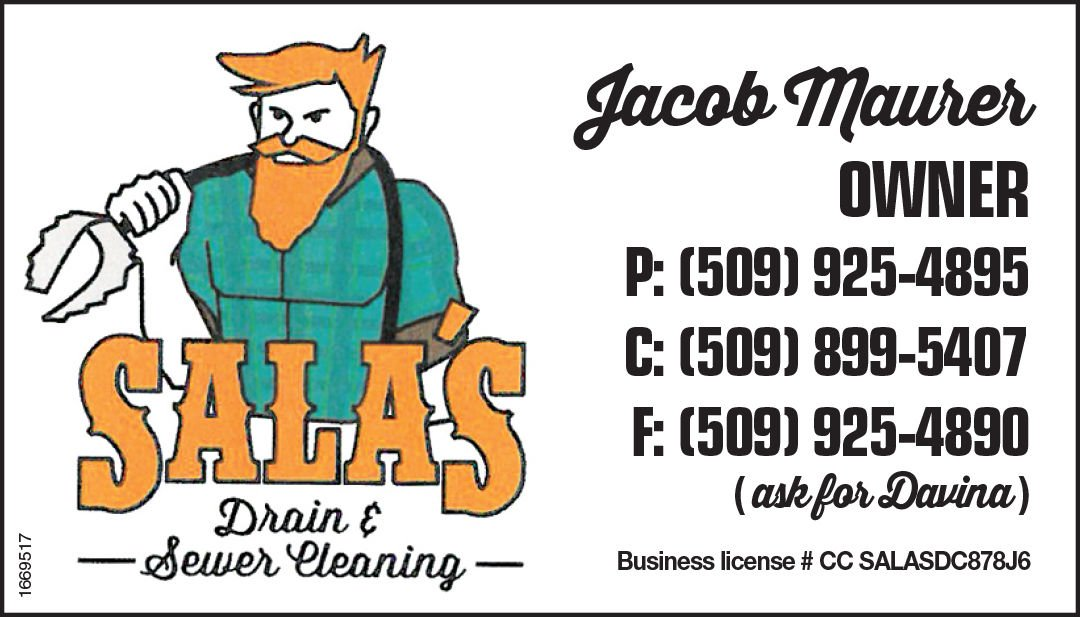 Sala's Drain & Sewer Cleaning