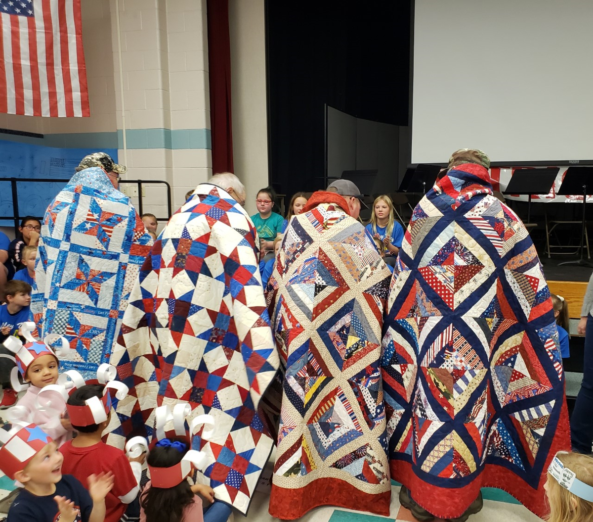 Quilts for Valor
