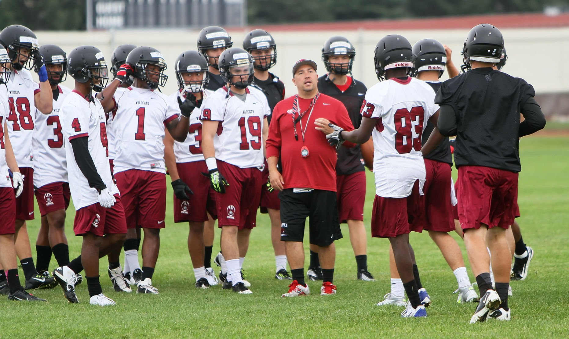football coaching resume%0A CWU football practice