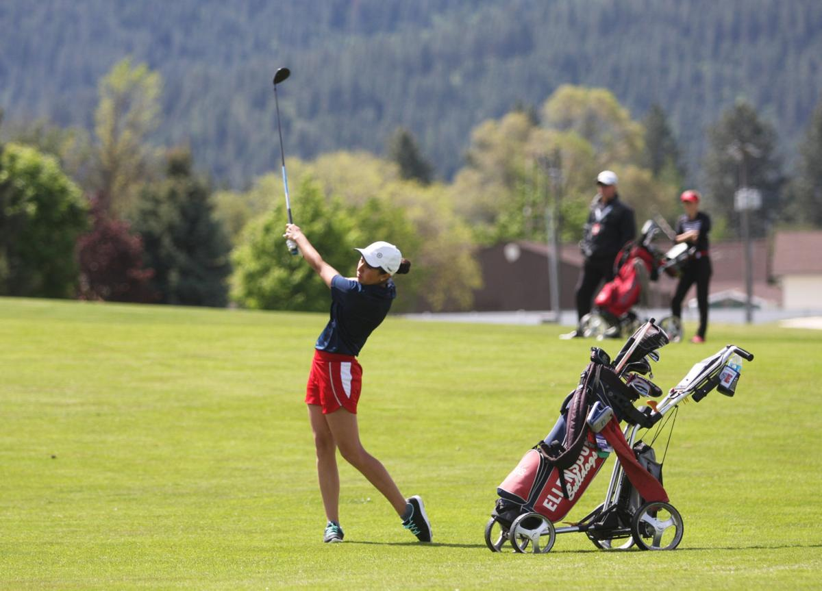 Kathryn Crimp state golf