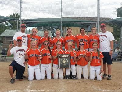 Synergy softball wins state tournament | Scrapbook