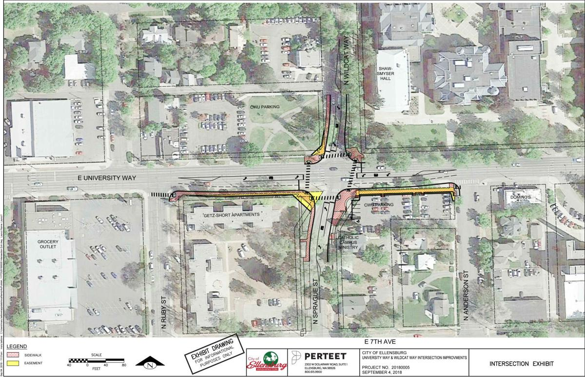 Two major Ellensburg road projects slated for spring starts | News ...