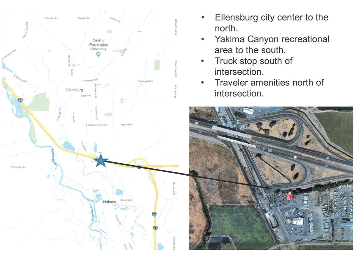 WSDOT recommends roundabout at I-90 and Canyon Road | News ... on us 30 road map, i-90 today, interstate 90 wisconsin map, sr 99 road map, route 20 road map, i90 road map, us 20 road map, i 10 road map, highway 50 road map, i-90 corridor, i-70 road map, i-57 road map, i-72 road map, i-93 boston map, interstate 5 road map, route 90 map, i 90 tollway map, i-90 traffic cameras, i-90 weather conditions, pennsylvania turnpike road map,