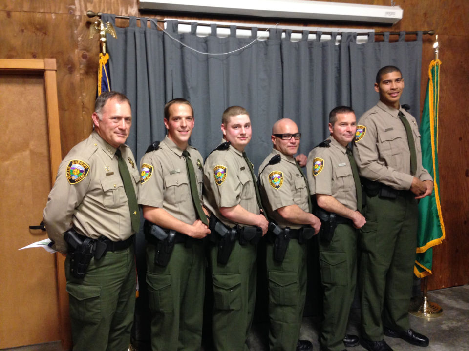 New Sheriff S Reserve Deputies Graduate Scrapbook