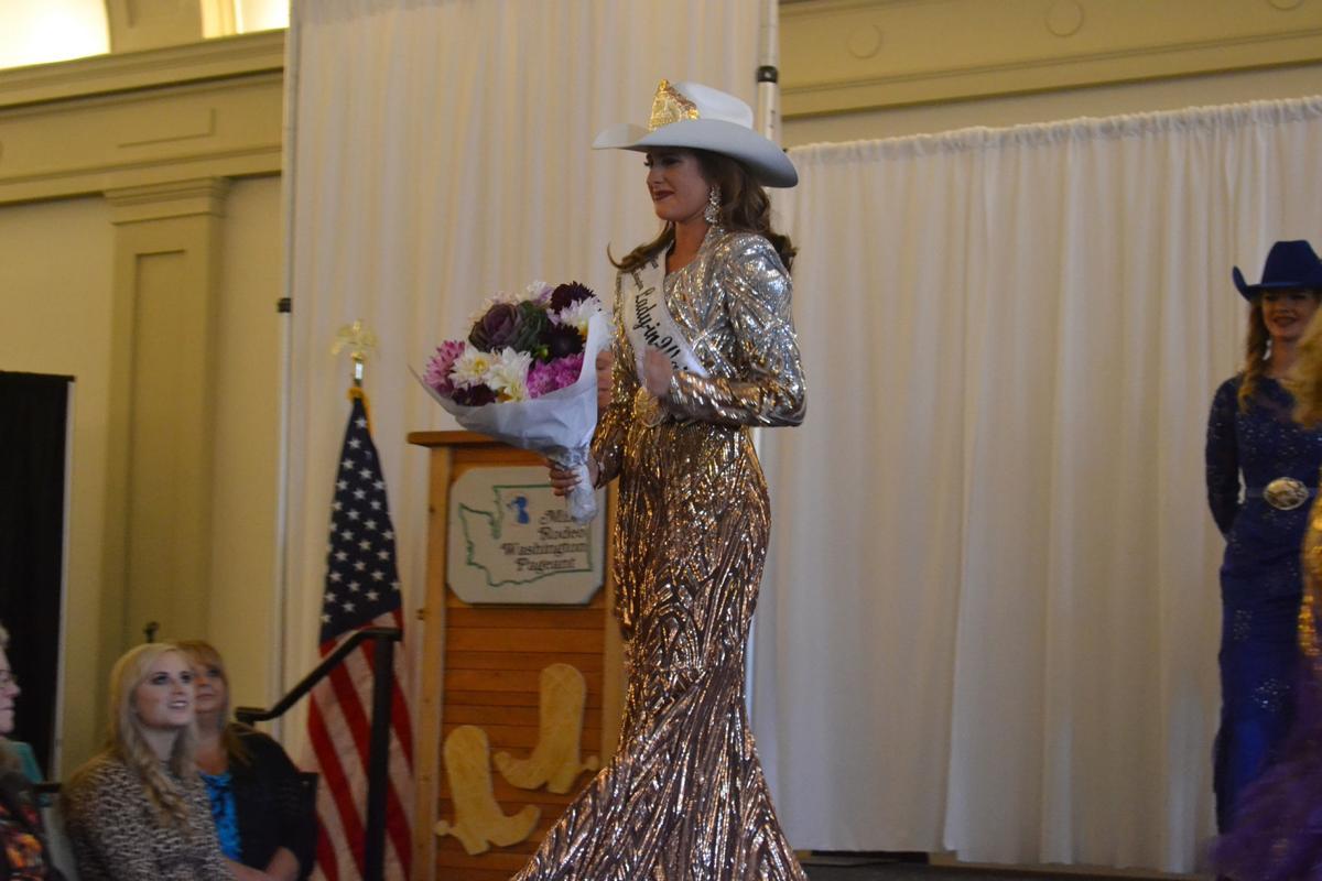 Miss Teen Rodeo Washington