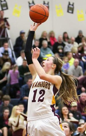 Cle Elum Girls Basketball Triumphs On Senior Night