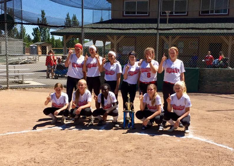 Ellensburg Youth Softball Advances To World Series Sports Dailyrecordnews Com