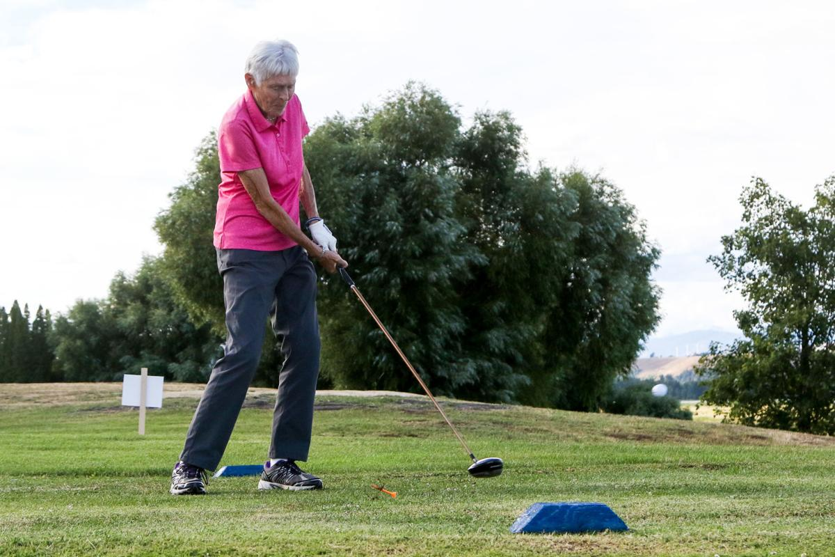 Chip in 'Fore' Cancer