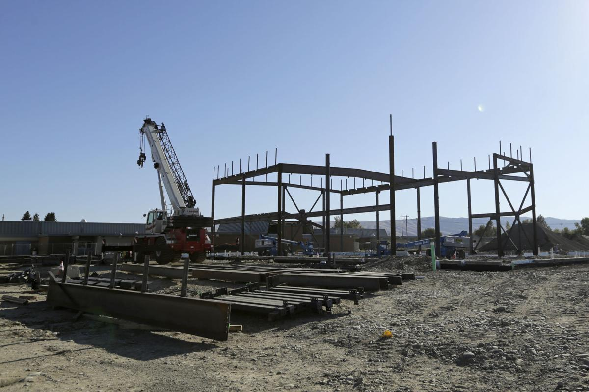 Mount Stuart Construction