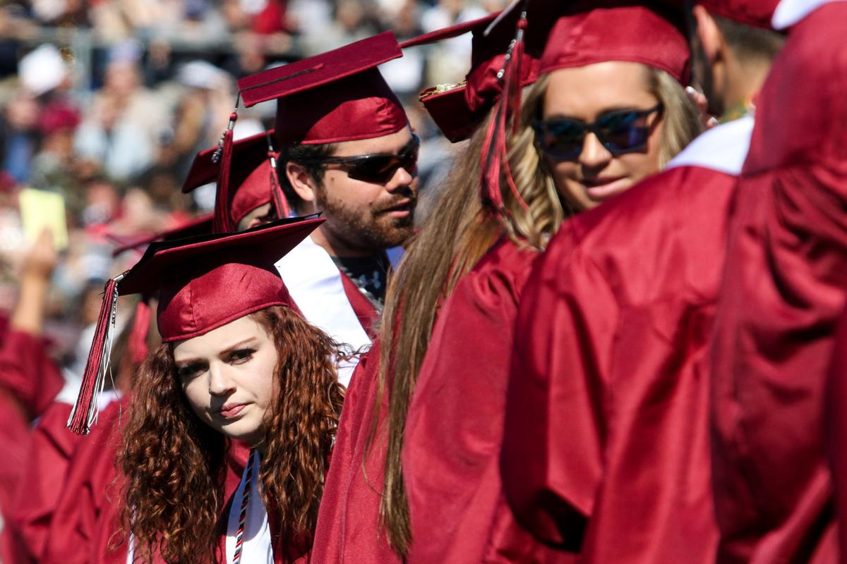 CWU Commencement