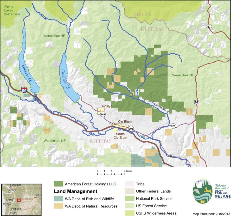 The anatomy of the Teanaway land purchase   Members ...