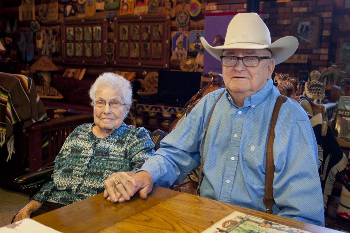 Northwest rodeo legend Frank Beard passes at 92